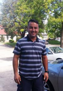Donald Serrano Salas